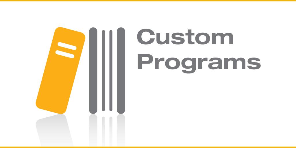 GTLI Custom Programs